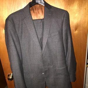 Slim Fit Jos A Banks suit